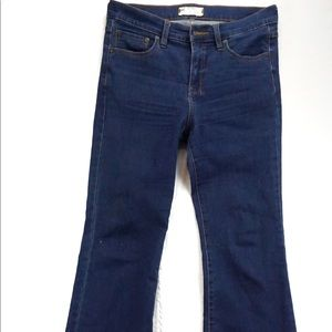 Free People size 30 flare jeans!